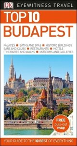 DK Eyewitness Top 10 Travel Guide Budapest