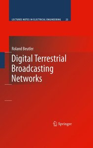 Digital Terrestrial Broadcasting Networks