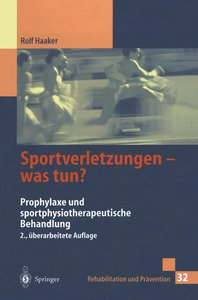Sportverletzungen - was tun?