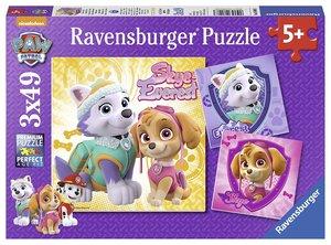 Ravensburger 08008 - Disney, Paw Patrol, Bezaubernde Hundemädche