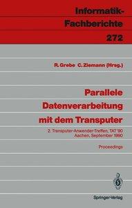 Parallele Datenverarbeitung mit dem Transputer