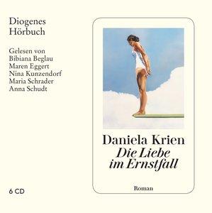 Die Liebe im Ernstfall, 6 Audio-CDs