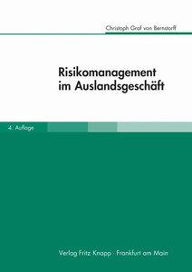 Risikomanagement im Auslandsgeschäft