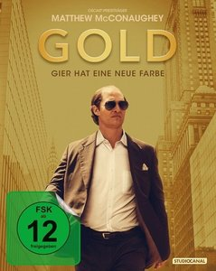 Gold / Blu-ray