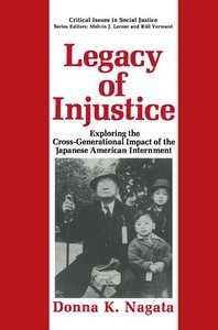 Legacy of Injustice