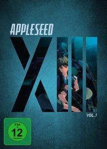 Appleseed XIII-Vol.1