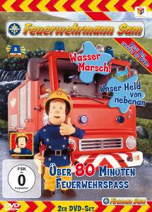 Feuerwehrmann Sam 01.  Der neue Held von nebenan