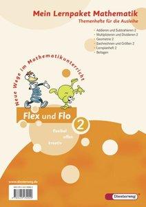 Flex und Flo 4. Paket Themenhefte. Baden-Wüttemberg, Berlin, Bra