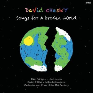 Chesky, D: Concerto For Electric Guitar And Orchestra