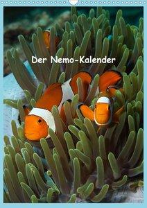 Der Nemo-Kalender (Tischkalender 2021 DIN A5 hoch)