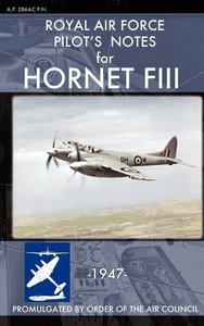 Royal Air Force Pilot's Notes for Spitfire IIA and IIB Aeroplane