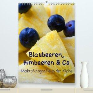 Obst, Gemüse & Co - Makrofotografie in der Küche (Wandkalender 2