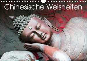 Chinesische Weisheiten (Wandkalender 2021 DIN A2 quer)