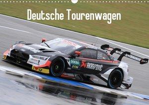 Motorsport in Deutschland (Wandkalender 2021 DIN A4 quer)