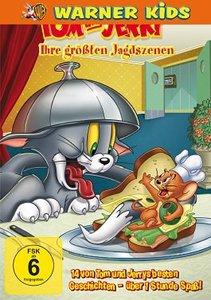 Tom und Jerry: Streit ums Essen
