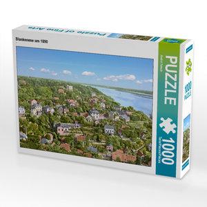 CALVENDO Puzzle Neue Wache um 1900 1000 Teile Lege-Größe 64 x 48