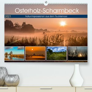 Nordseefeeling - Cuxhaven (Wandkalender 2021 DIN A2 quer)