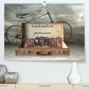 Fenster zur Märchenwelt (Premium, hochwertiger DIN A2 Wandkalend