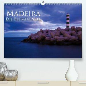 Madeira - Die Blumeninsel (Wandkalender 2021 DIN A4 quer)