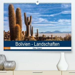 Bolivien - Titicacasee und Copacabana (Wandkalender 2021 DIN A2