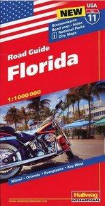 Hallwag USA Road Guide 03. Great Lakes 1 : 1 000 000