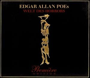 The Works of Edgar Allan Poe - Volume 3: Large Print