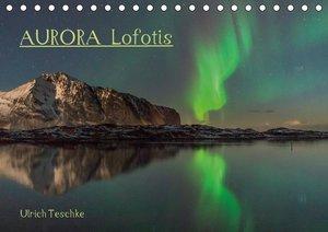Aurora Lofotis (Wandkalender 2021 DIN A2 quer)