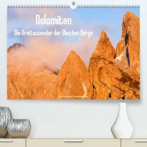 Faszination Grönland (Premium, hochwertiger DIN A2 Wandkalender