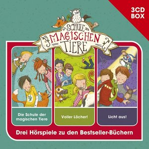 Die Schule der magischen Tiere - Hörspiele: Eingeschneit! Das Hö