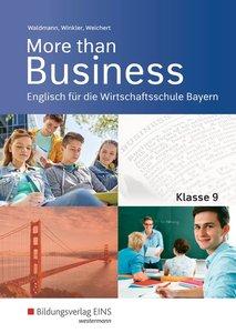 More than Business Klasse 10 Lehr-/Fachbuch