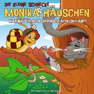 Die kleine Schnecke Monika Häuschen, Hörspielbox. Vol.2, 3 Audio-CDs