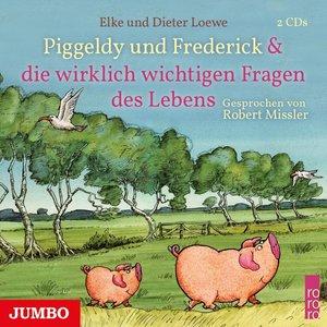Piggeldy und Frederick: Von Schwein zu Schwein, 1 Audio-CD