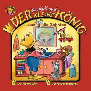 Der kleine König, Hörspielbox. Vol.2, 3 Audio-CDs