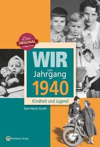 Wir vom Jahrgang 1940
