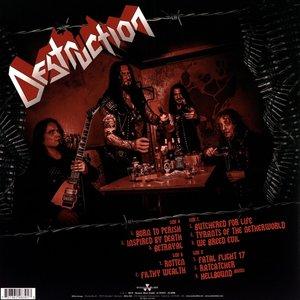 Metal Discharge Remastered+Bonus Tracks
