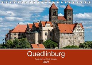 Quedlinburg 2021 (Wandkalender 2021 DIN A4 quer)