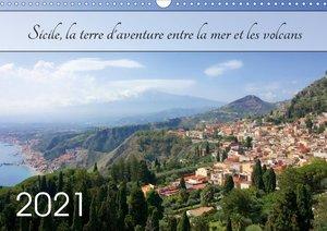 Les paysages de montagne Haute-Savoie (Premium, hochwertiger DIN A2 Wandkalender 2021, Kunstdruck in Hochglanz)