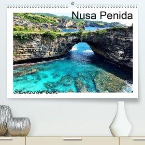 Nusa Penida / Balinesische Insel (Wandkalender 2021 DIN A4 quer)