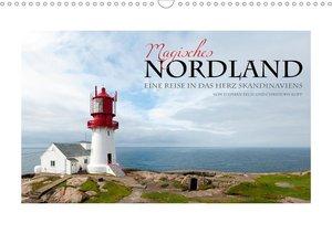 Magisches Nordland. Eine Reise in das Herz Skandinaviens (Tischk