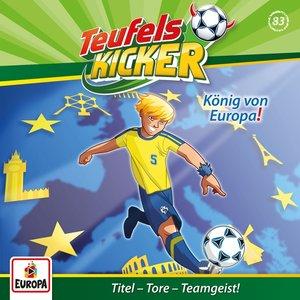 Teufelskicker - Die 3er Verlängerung-Box. Tl.3, 3 Audio-CDs
