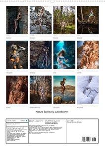 Nature Spirits by Julie Boehm (Tischkalender 2021 DIN A5 hoch)