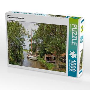 CALVENDO Puzzle Nostalgische Niederlande 1000 Teile Lege-Größe 6