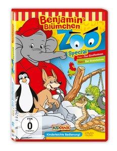 Schmidt 42185 - Benjamin Blümchen, Plüsch 25 cm