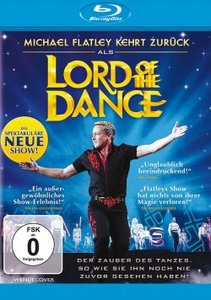 Lord of the Dance-Blu-ray Disc