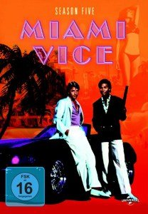Miami Vice Season 4 Repl.