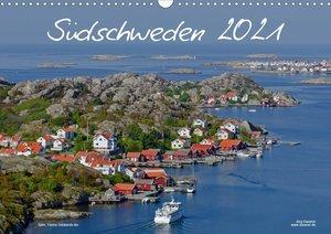 Norwegen (Wandkalender 2021 DIN A3 quer)