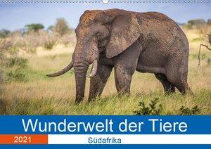 Wunderwelt der Tiere - Deutschland (Wandkalender 2021 DIN A4 que