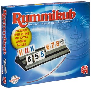 Original Rummikub in Metalldose