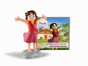 01-0061 Tonie-Heidi - Freunde für immer