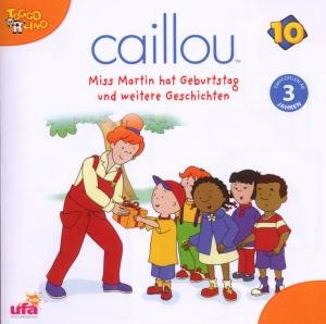 Caillou Box 1 (3 DVDs)